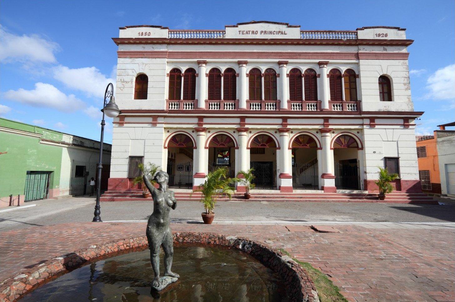 Historisch centrum van Camagüey