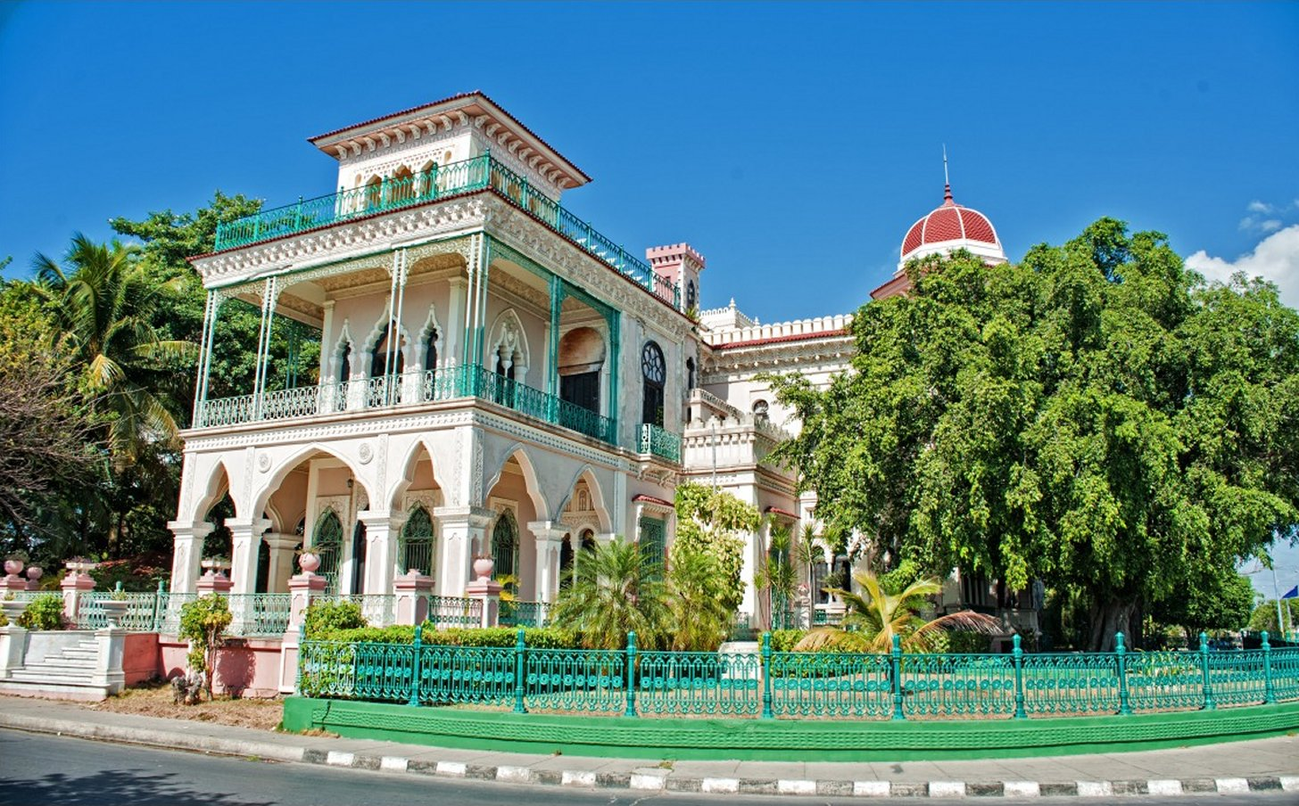 Historisch centrum van Cienfuegos