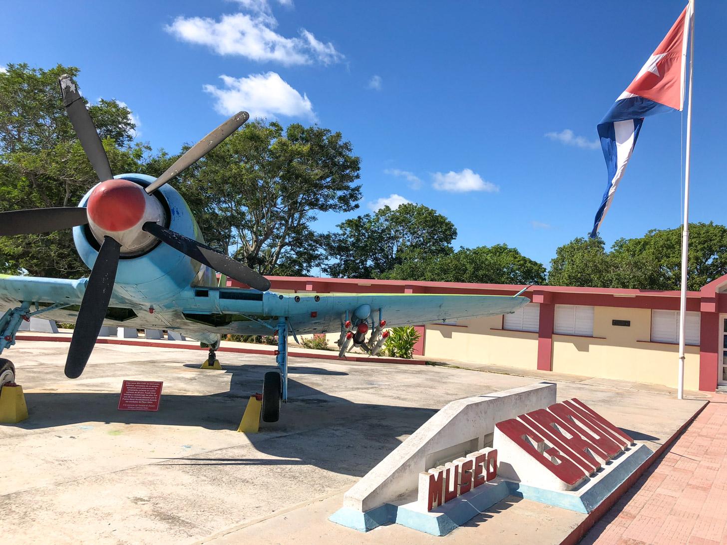 Museo de Playa Giron