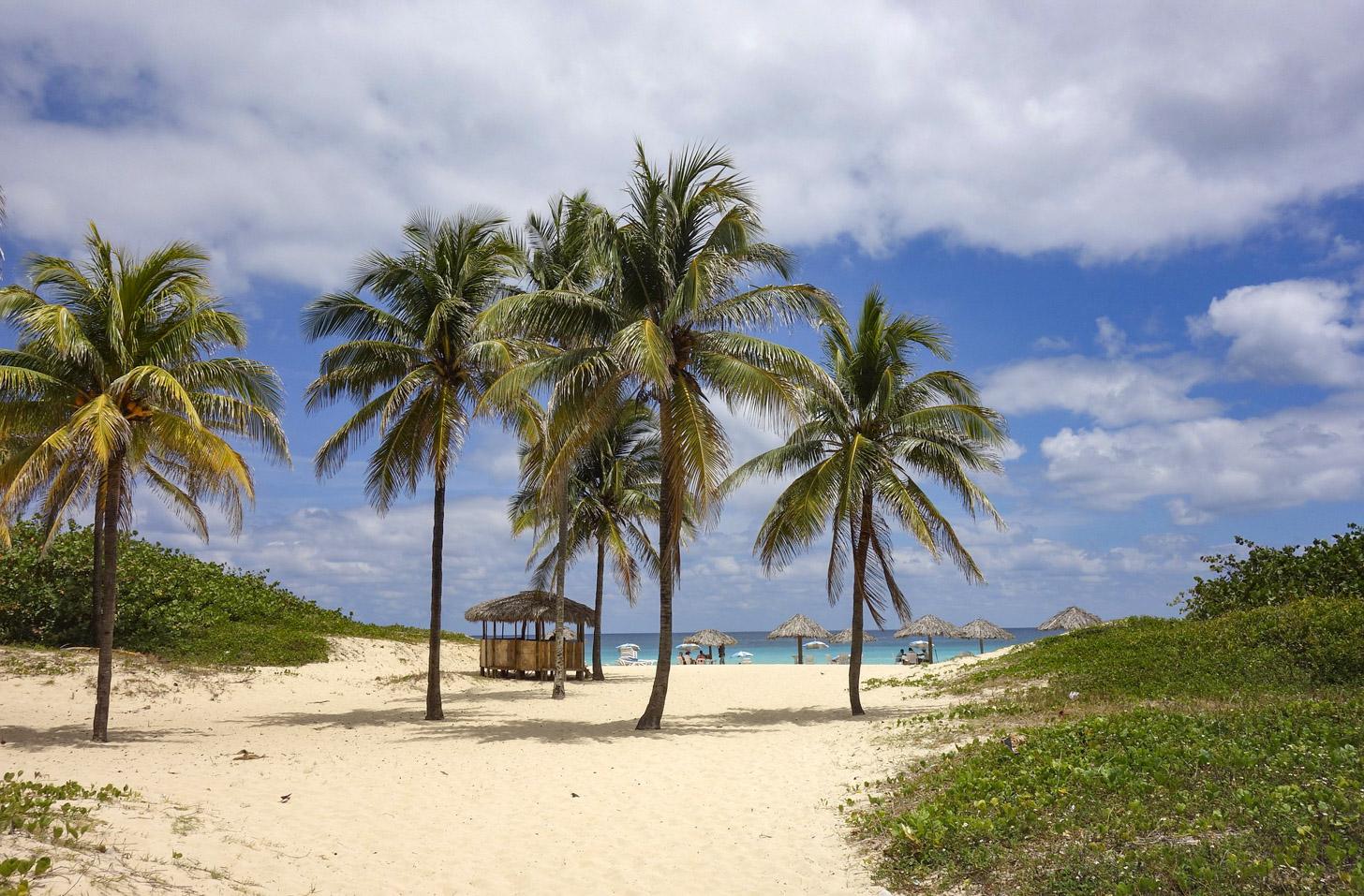 De stranden van Varadero