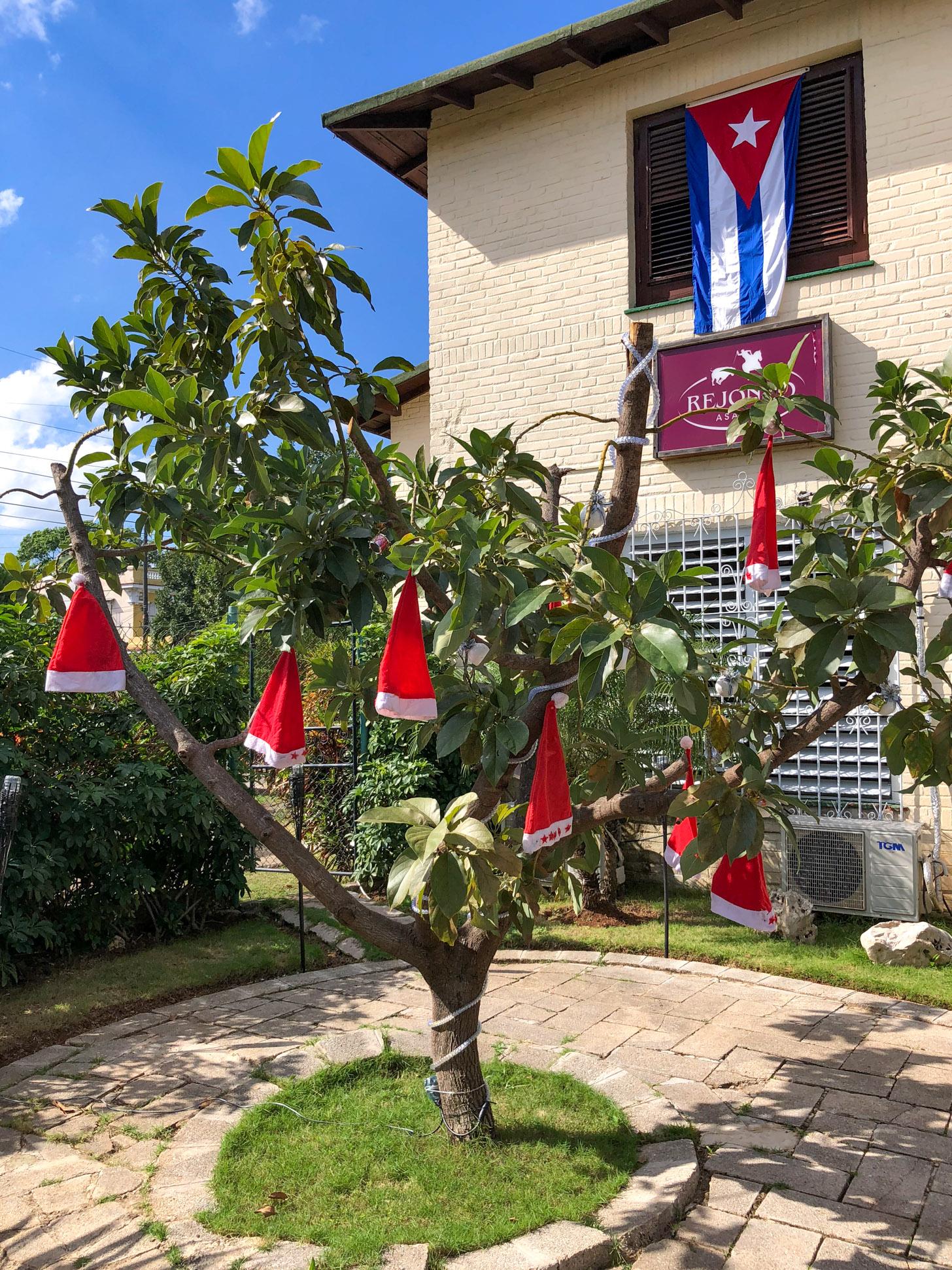 kerstmis in Cuba