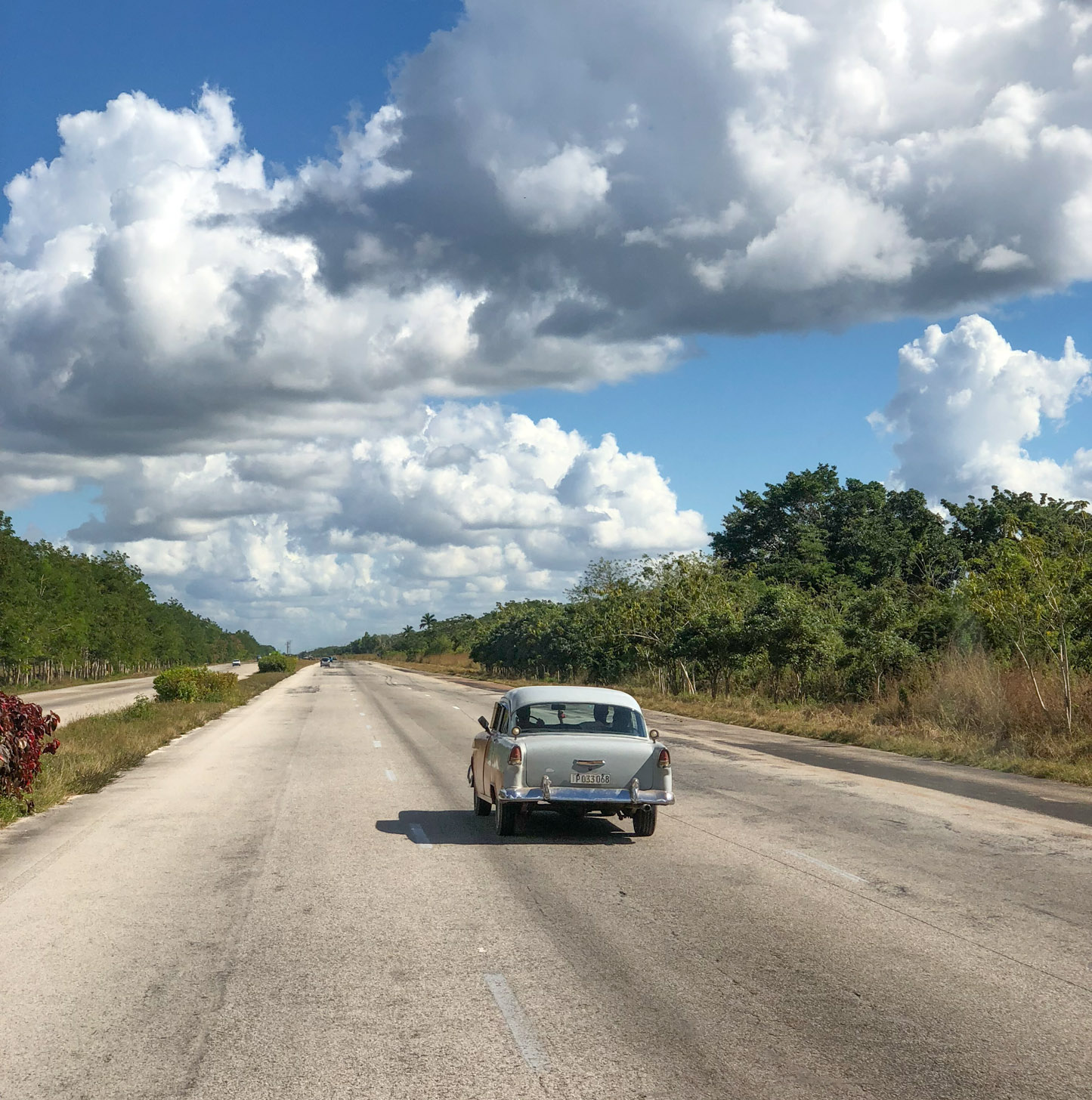 Autorijden in Cuba