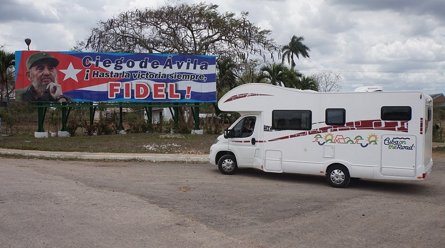 Camper huren in Cuba