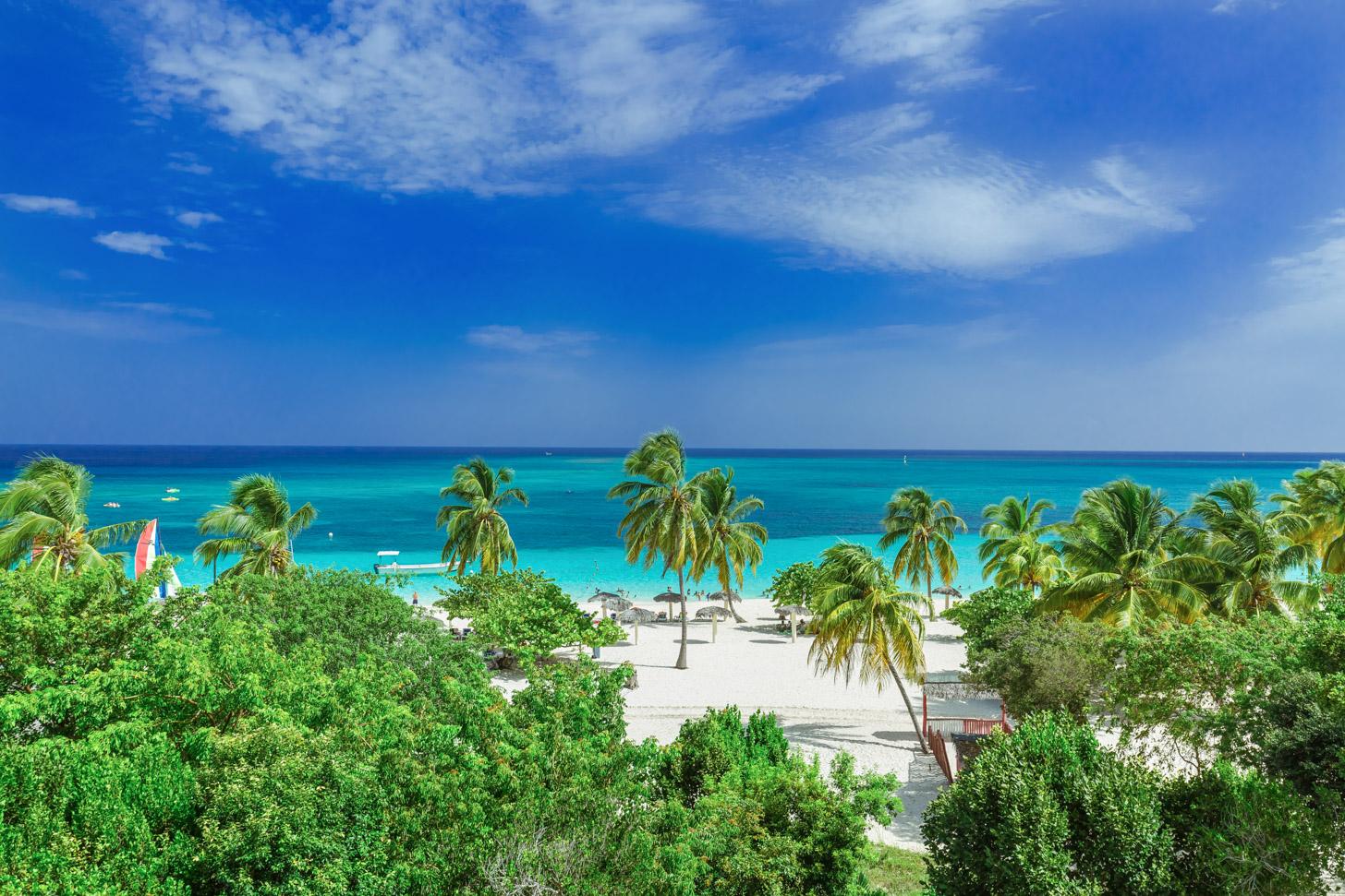 Strandvakantie in Cuba