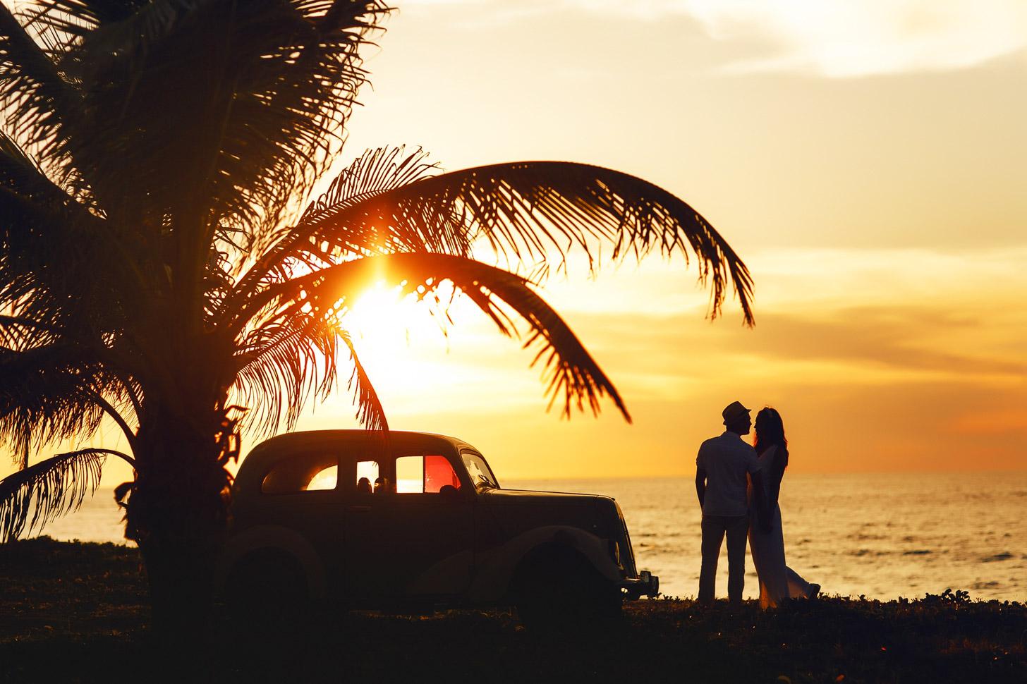 Zonneschijn in Cuba